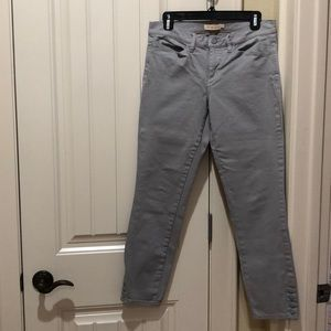Light grey Tory Burch pants